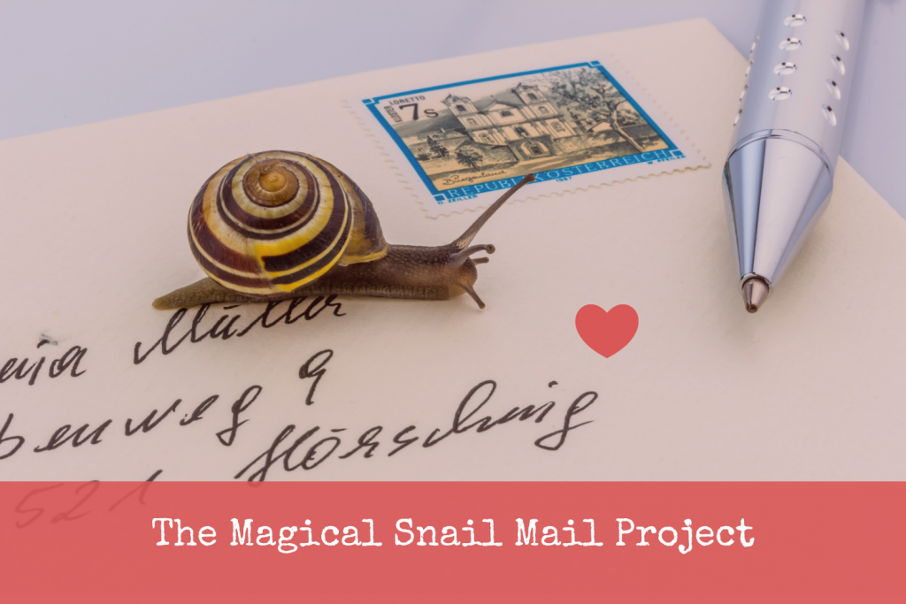 Magical Snail Mail Project